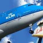 KLM Las Vegas vlucht geannuleerd