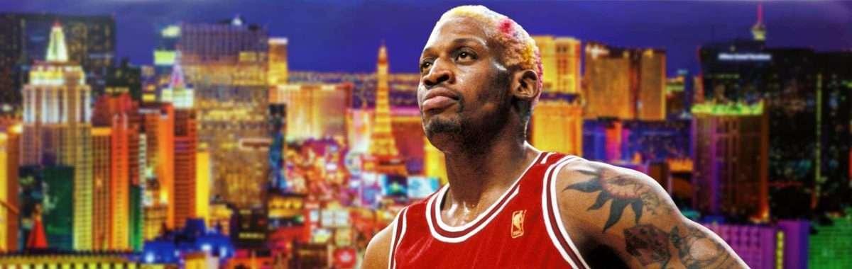 Las Vegas Dennis Rodman 48 Hours in Vegas