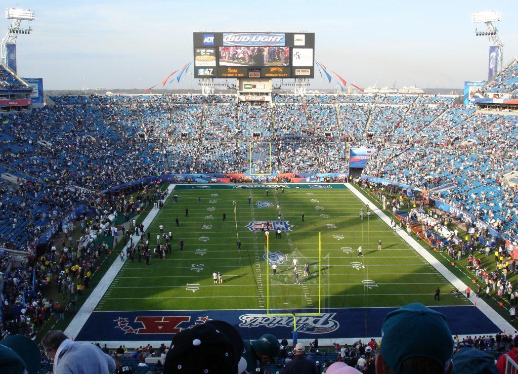 Wedden op American Football: Superbowl