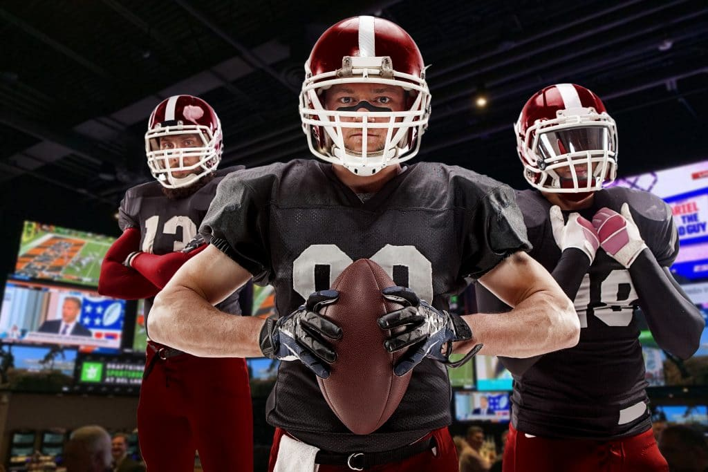 Wedden op American Football (NFL) bij de TOTO