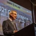 René Jansen tijdens Gaming in Holland 2021