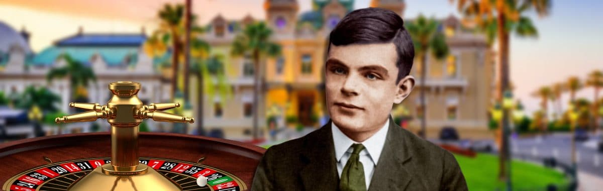Alan Turing roulette Monte Carlo
