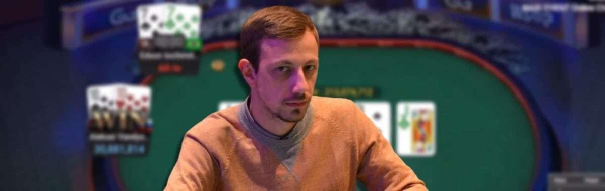 Aleksei Vandyshev wsop online main event