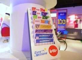 EuroMillions winnaar