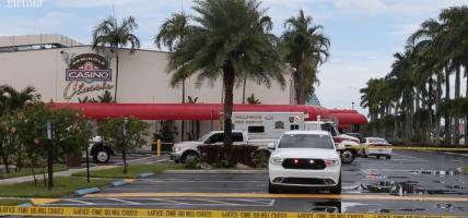 Explosie casino hollywood