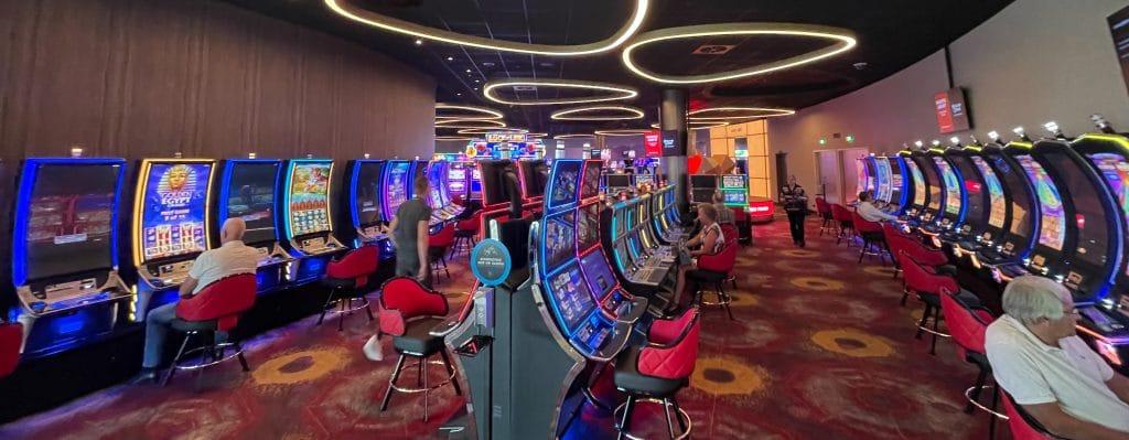 Holland Casino Utrecht gokkasten slots