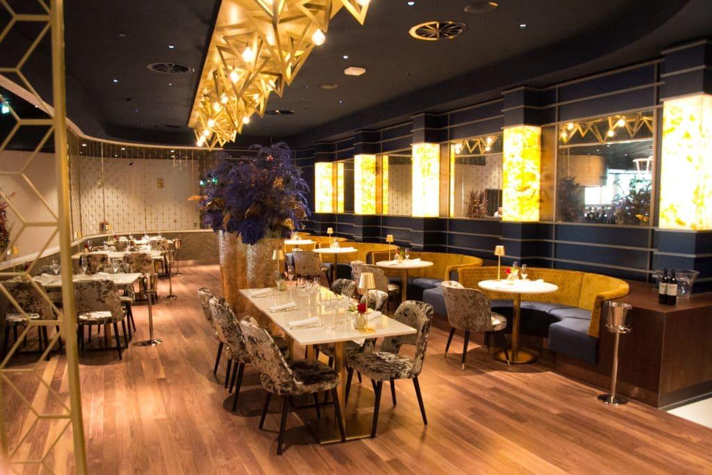 Holland Casino Utrecht LX Fine dining & Champagne