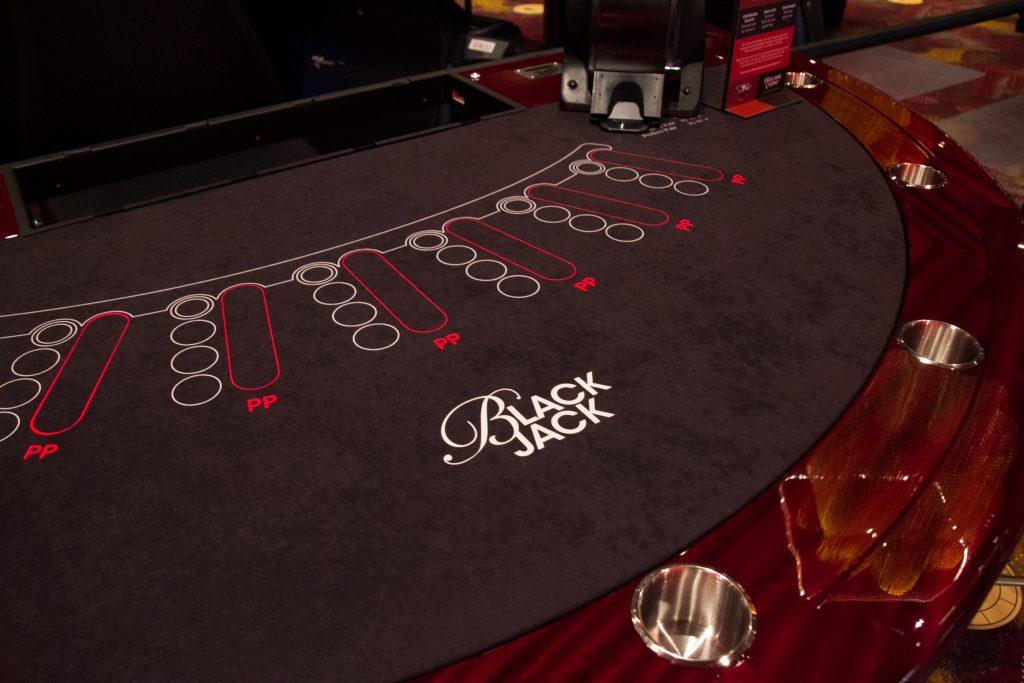 Holland Casino Utrecht High Limit blackjack