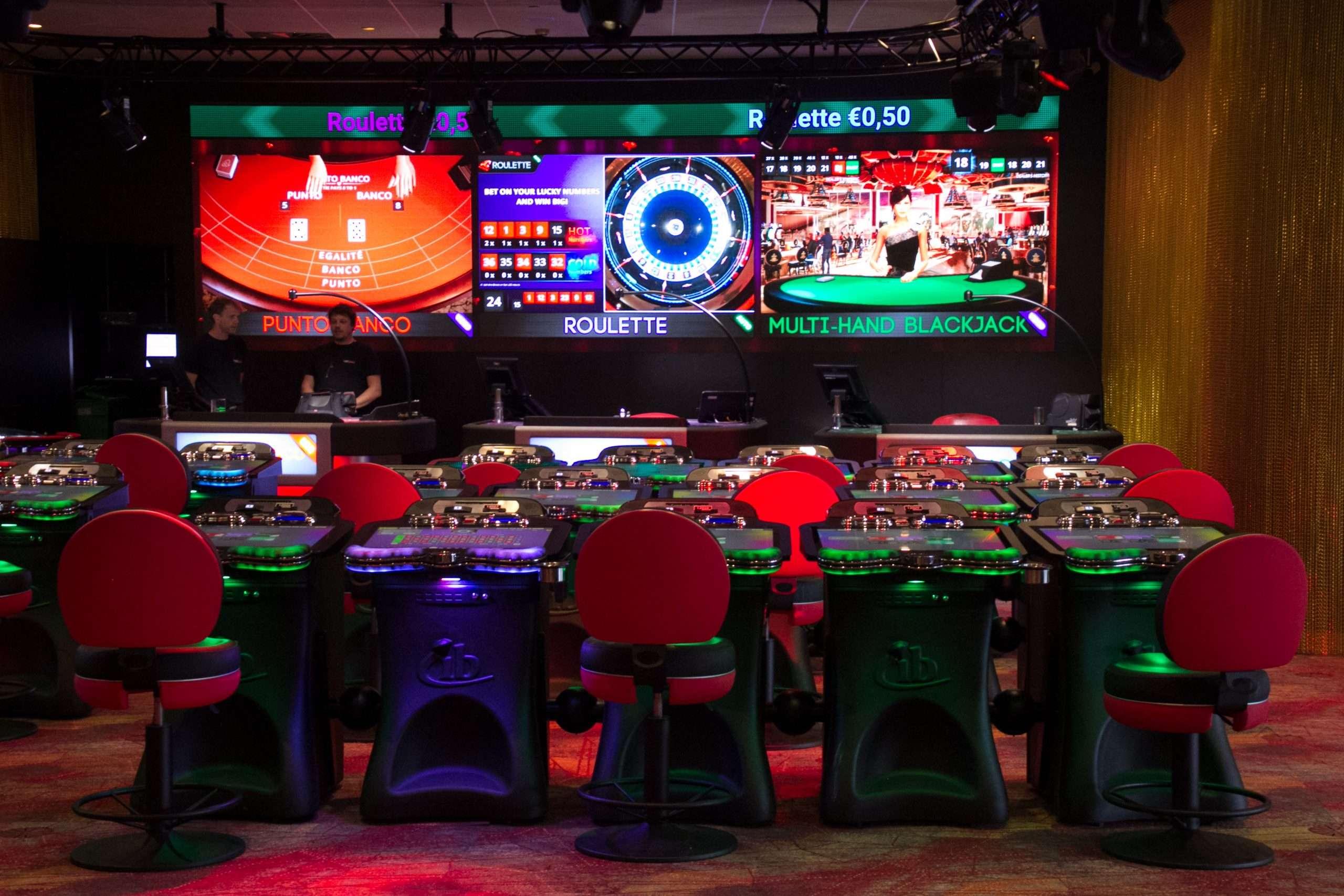 Holland Casino Utrecht NXT