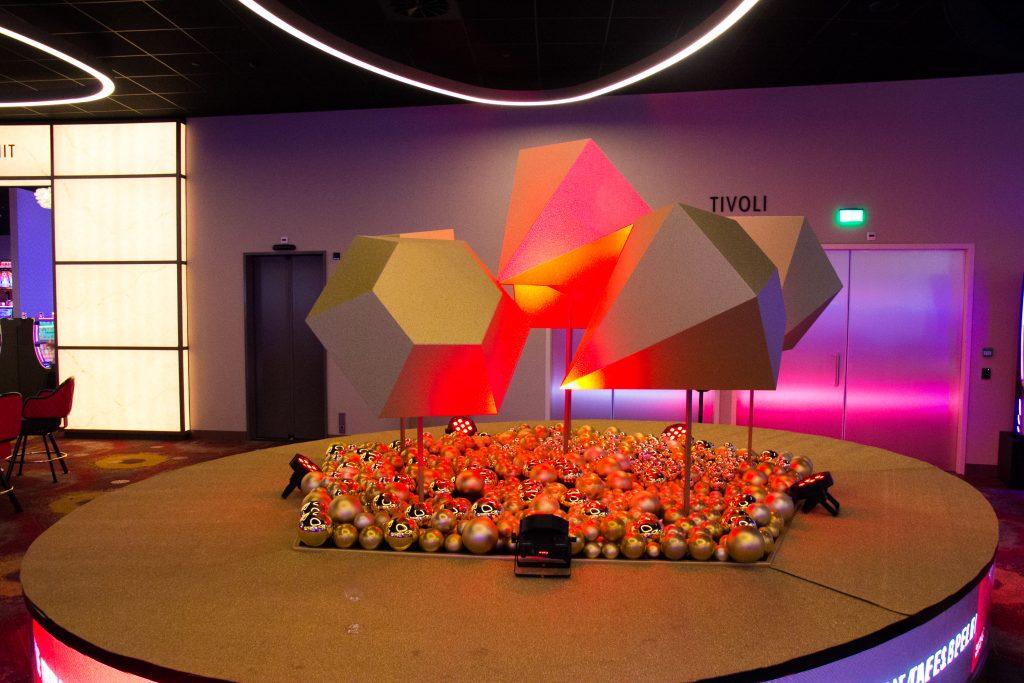 Holland Casino Utrecht Tivoli en podium