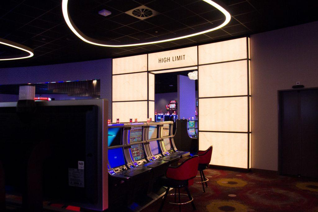 Holland Casino Utrecht High Limit slots