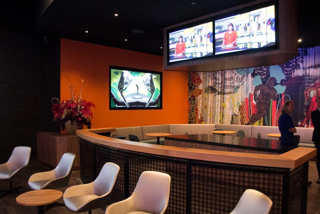 Holland Casino Utrecht sportsbar beer & burgers