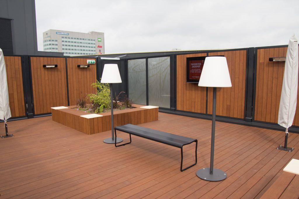 Holland Casino Utrecht roken terras rookruimte