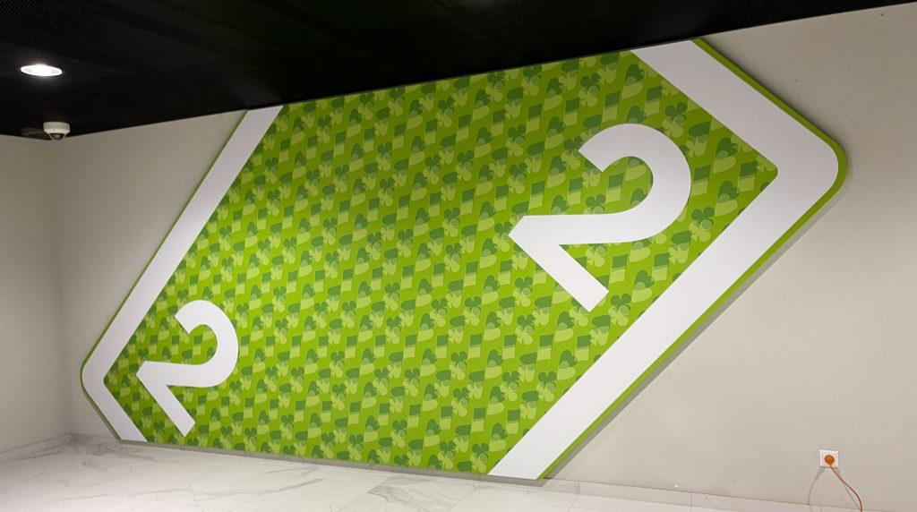 Holland Casino Utrecht parkeren speelkaart
