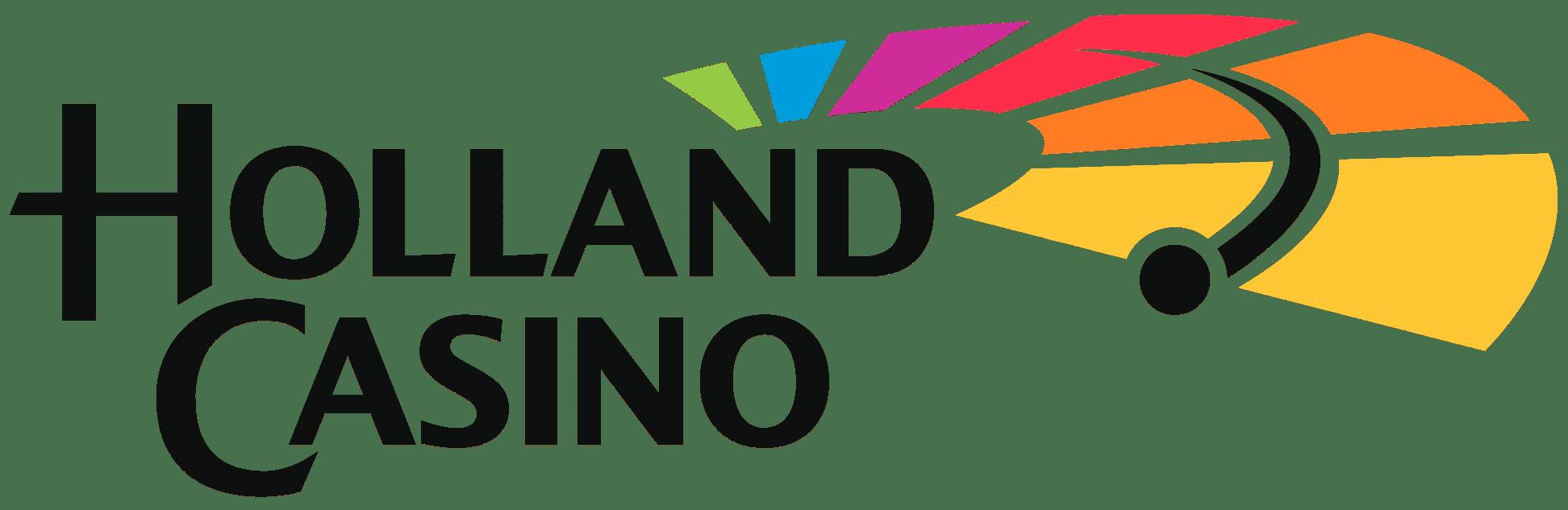 Holland Casino logo PNG zwart via CasinoNieuws.nl