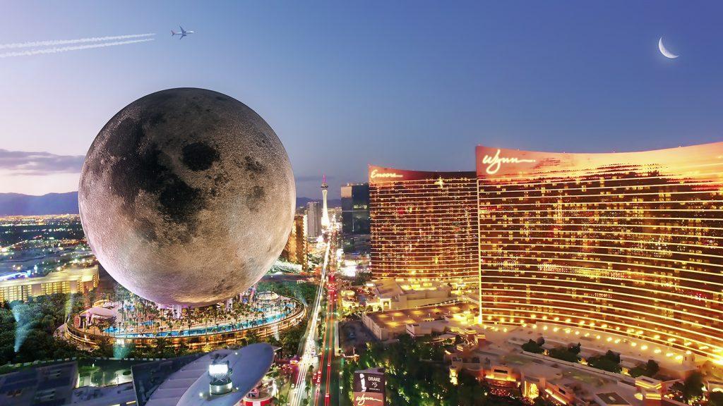 Moon Las Vegas