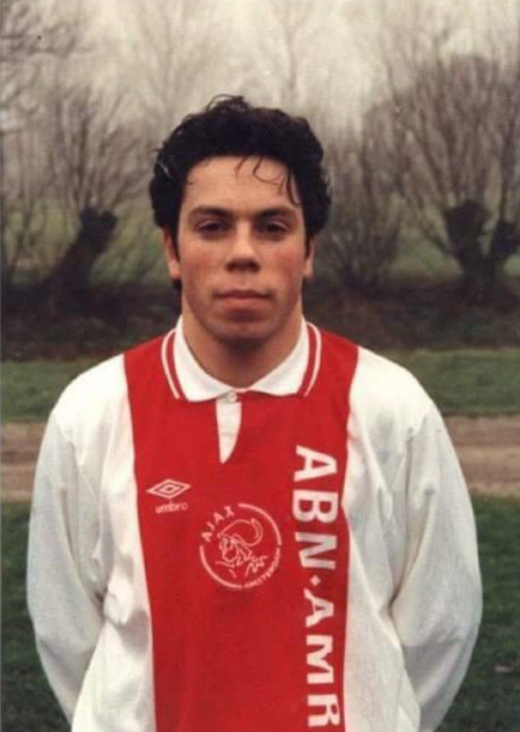 Nicky Roeg bij Ajax