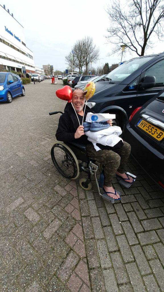 Nicky Roeg ontslagen uit het ziekenhuis na zijn hartaanval