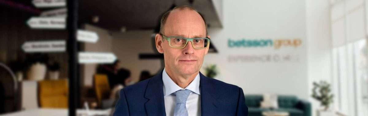 Pontus Lindwall Betsson