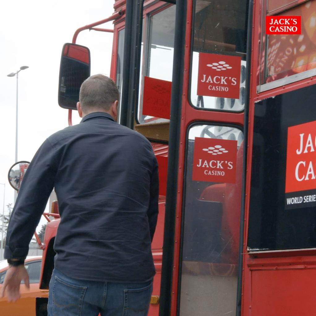 Rafael van der Vaart Jack's Casino