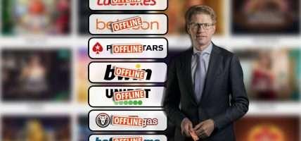 illegale goksites offline minister Sander Dekker