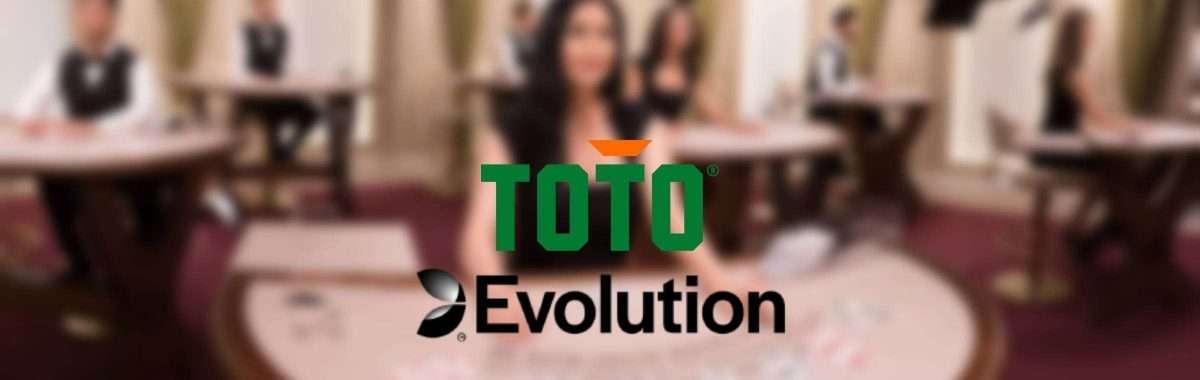 TOTO Evolution Live Casino Malta Nederlandse Loterij