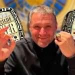 Tonny Krijn WSOPC Ring Rozvadov