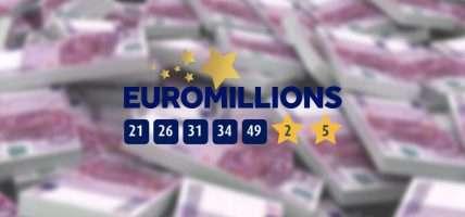 EuroMillions record €220 miljoen