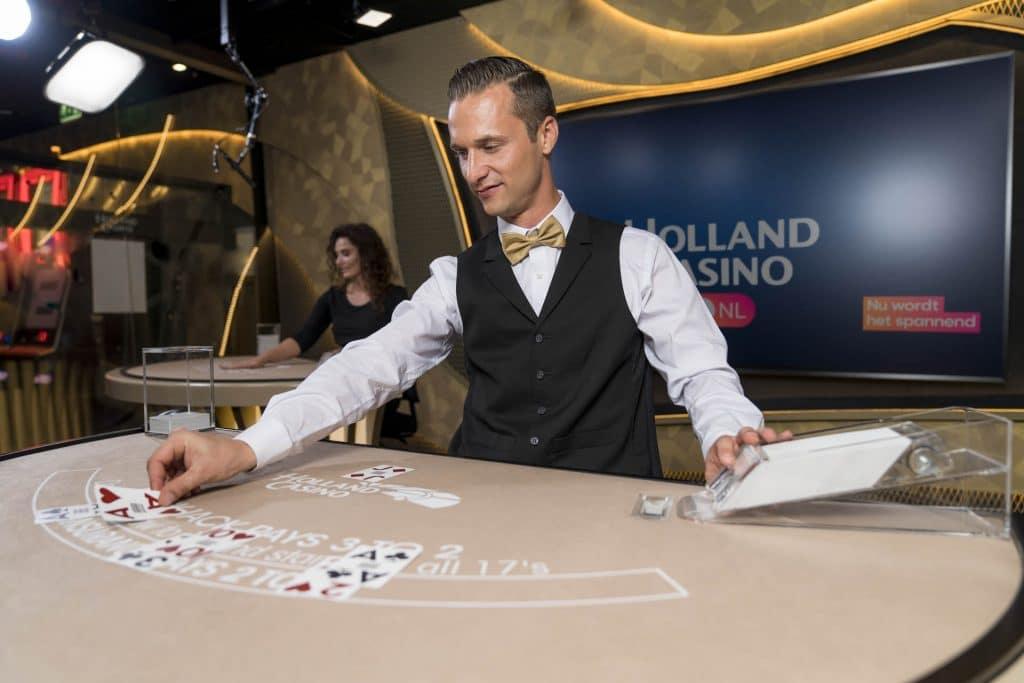Holland Casino Online Live Casino in Scheveningen