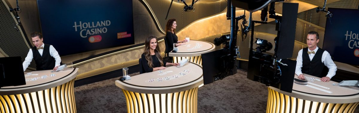 Holland Casino Online live casino