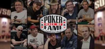 Poker Hall of Fame genomineerden 2021