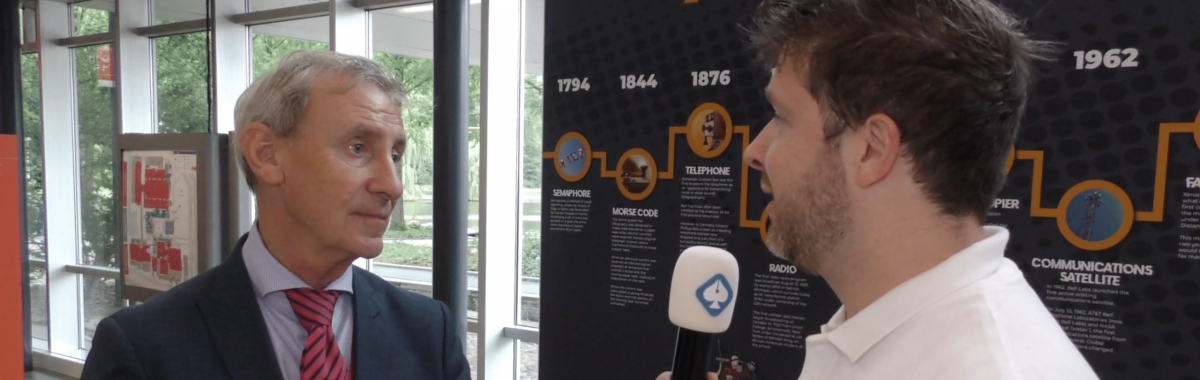 VIDEO René Jansen interview Ksa iGB