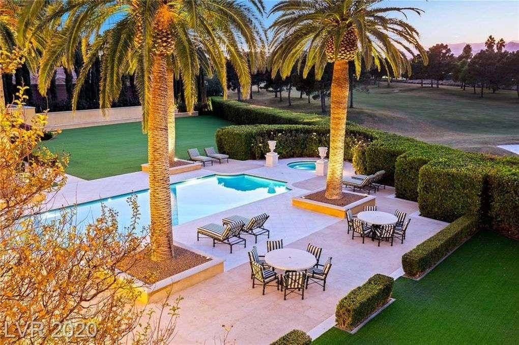 Steve Wynn huis te koop Las Vegas