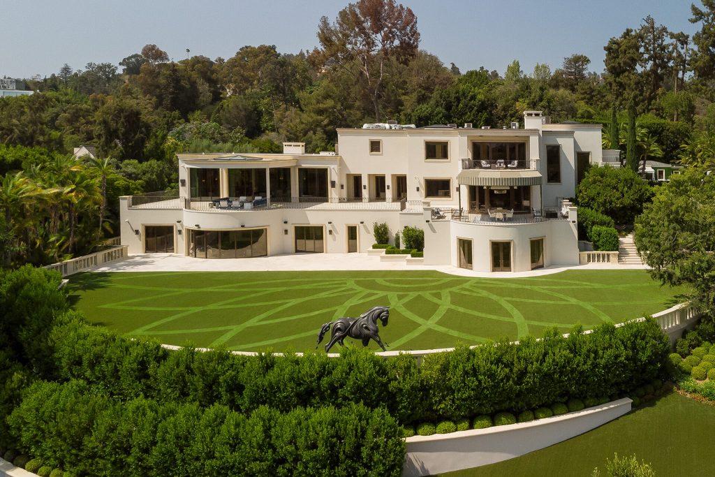 Steve Wynn huis te koop Beverley Hills