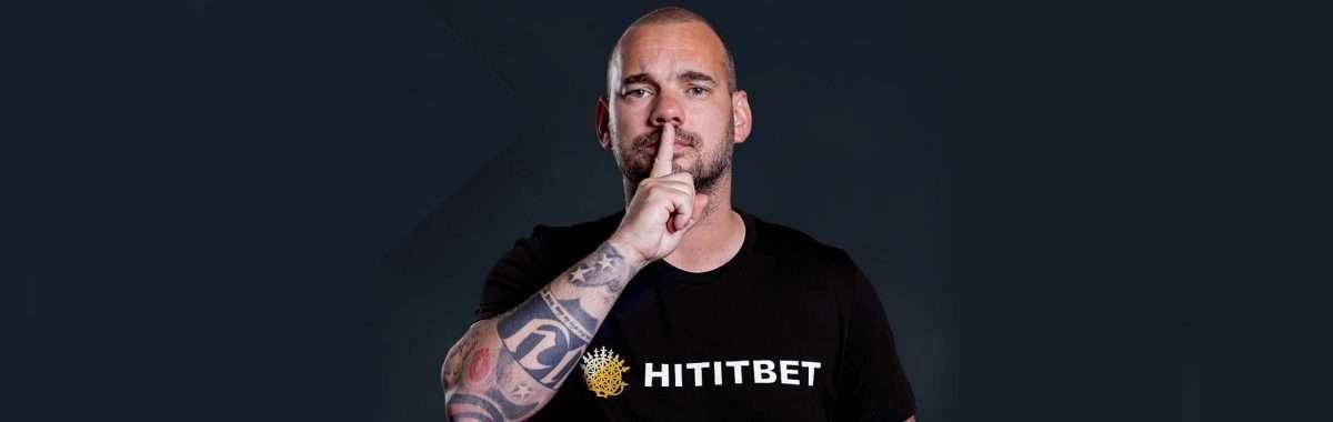 Wesley Sneijder HititBet Turkse goksite